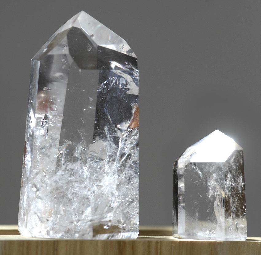 Kristallen | regenboog kristallen | Notter |